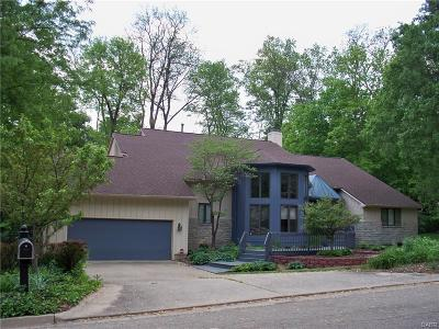 Vandalia Single Family Home For Sale: 1626 Carolina Drive