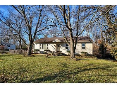 Beavercreek OH Single Family Home Active/Pending: $139,900