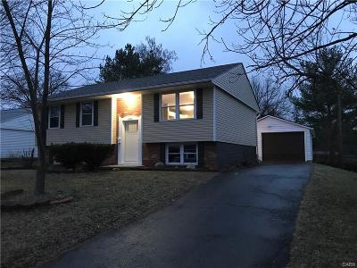 Enon Single Family Home Active/Pending: 4200 Phillips Street
