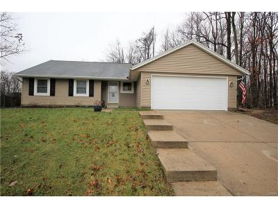 Vandalia Single Family Home For Sale: 450 Alkaline Springs Road