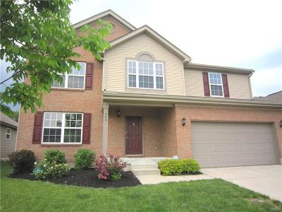 Clayton Single Family Home Active/Pending: 603 White Clover Court