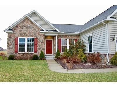 Tipp City Single Family Home For Sale: 2588 Blueflag Street