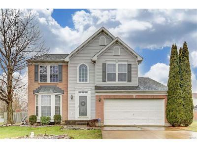 Miamisburg Single Family Home Active/Pending: 9968 Farmview Court