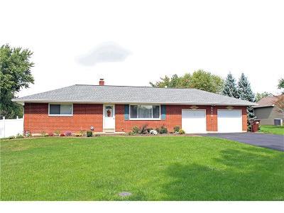 Beavercreek Single Family Home Active/Pending: 4210 Carondelet Drive