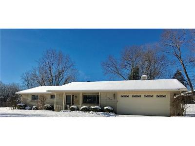 Vandalia Single Family Home Active/Pending: 720 Kenbrook Drive