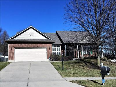 Bellbrook Single Family Home Active/Pending: 3234 Spillway Court
