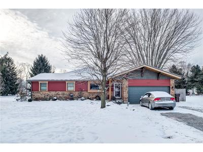 Jamestown Single Family Home Active/Pending: 4413 Comanchee Trail