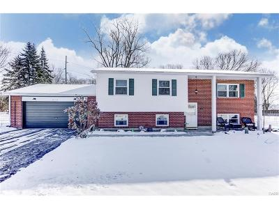 Dayton Single Family Home Active/Pending: 510 Clareridge Lane