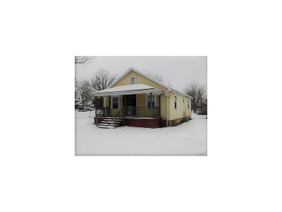 Tipp City Single Family Home For Sale: 4400 Us Route 40
