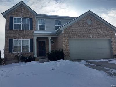 Tipp City Single Family Home Active/Pending: 5016 Dayflower Drive