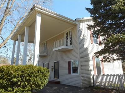 Kettering Single Family Home For Sale: 1548 Cardington Road
