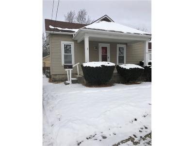 Troy Single Family Home For Sale: 513 Market Street