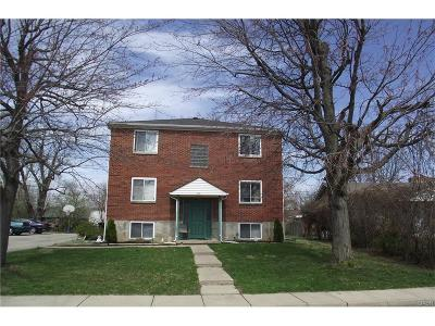 Vandalia Multi Family Home Active/Pending: 127 Scott Avenue