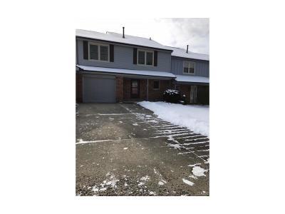 Beavercreek OH Condo/Townhouse For Sale: $133,000