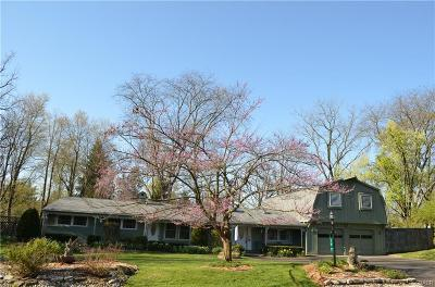 Centerville Single Family Home For Sale: 294 Towerview Road