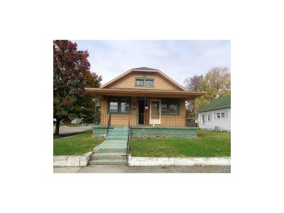 Troy Single Family Home For Sale: 837 Fountain Street