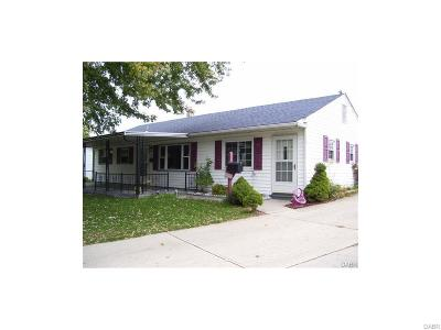 Vandalia Single Family Home Active/Pending: 262 Foley Drive