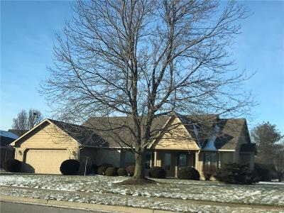 Troy Single Family Home Active/Pending: 170 Carriage Crossing Way