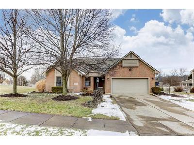 Dayton Single Family Home Active/Pending: 4478 Rachel Court