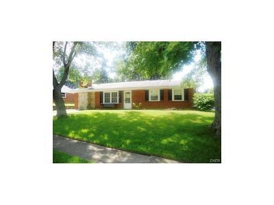 Xenia Single Family Home For Sale: 469 Bedford Avenue