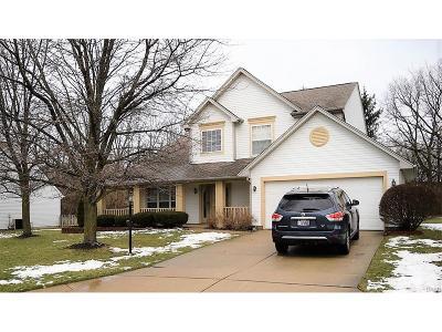 Fairborn Single Family Home For Sale: 1177 Katy Meadow Court
