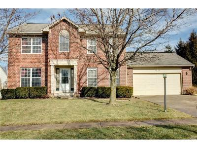 Fairborn Single Family Home For Sale: 1139 Deercreek Drive