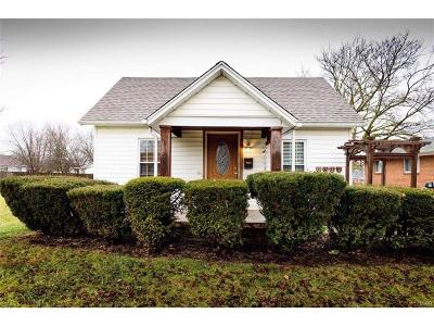 Kettering Single Family Home Active/Pending: 1317 Willowdale Avenue