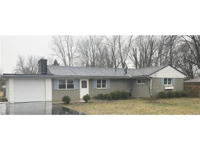 Beavercreek OH Single Family Home For Sale: $125,900