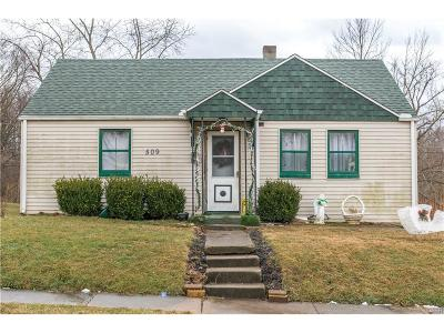Xenia Single Family Home For Sale: 509 3rd Street