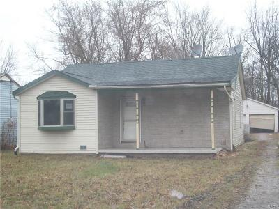 Troy Single Family Home For Sale: 2557 Lefervre Road