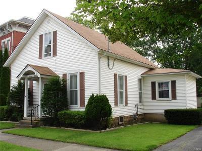 Cedarville Single Family Home For Sale: 77 Xenia Avenue