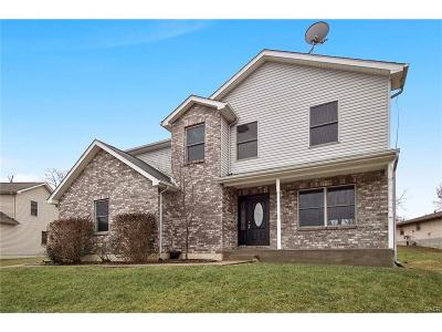 Miamisburg Single Family Home Active/Pending: 887 Panjab Court