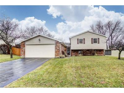 Vandalia Single Family Home Active/Pending: 711 Mariclaire Avenue