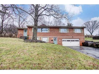 Kettering Single Family Home For Sale: 4112 Lotz Road