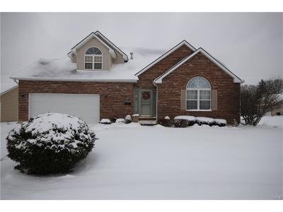 Dayton OH Single Family Home For Sale: $145,000