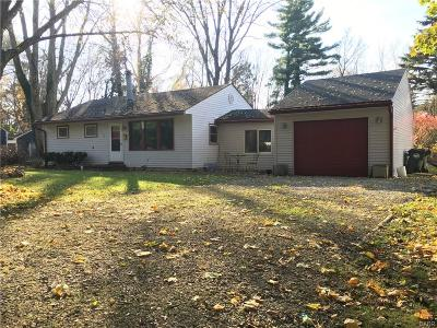 Single Family Home For Sale: 1318 Shawnee Drive