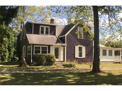 Yellow Springs Single Family Home Active/Pending: 1579 Clifton Road
