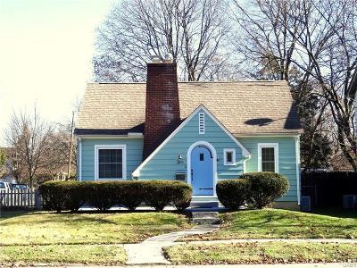 Troy Single Family Home Active/Pending: 501 Ridge Avenue