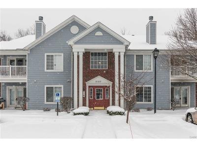 Beavercreek OH Condo/Townhouse For Sale: $124,900