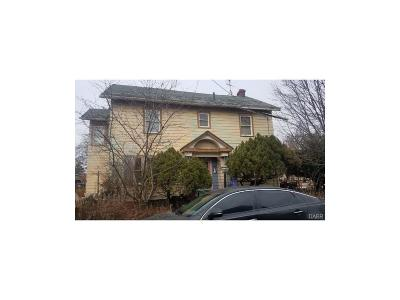 Dayton OH Single Family Home For Sale: $16,900