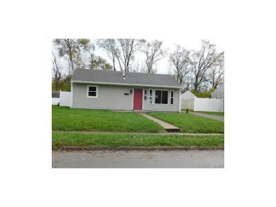 Fairborn Single Family Home Active/Pending: 433 Marchmont Drive