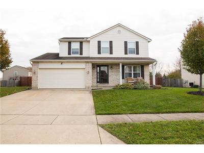Xenia Single Family Home For Sale: 1411 Vimla Way