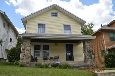 Single Family Home Sold: 2221 Wayne Ave