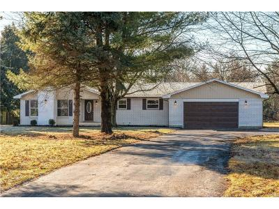 Englewood Single Family Home For Sale: 4516 Phillipsburg Union Road