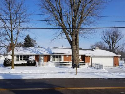 Brookville Single Family Home Active/Pending: 548 Westbrook Road