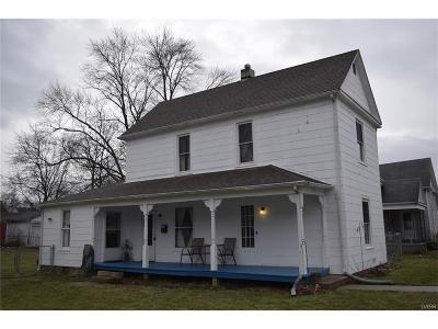 Troy Single Family Home Active/Pending: 528 Franklin Street