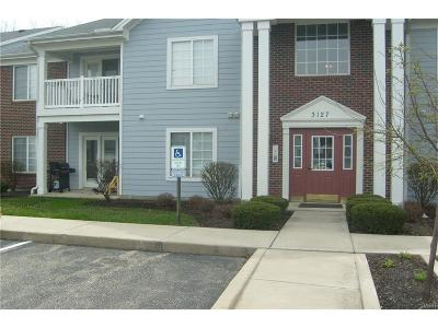 Beavercreek OH Condo/Townhouse For Sale: $98,000