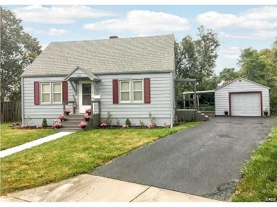 Englewood Single Family Home For Sale: 304 Tate Avenue
