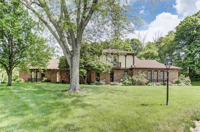 Kettering Single Family Home For Sale: 371 Chowning Circle
