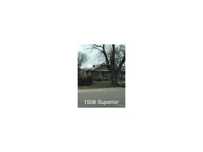 Dayton Single Family Home For Sale: 1508 Superior Avenue